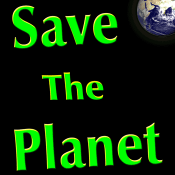 save the planet cd cover